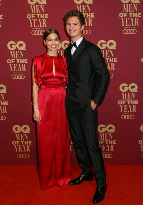Ansel Elgort – 2017 GQ Men Of The Year Awards in Sydney