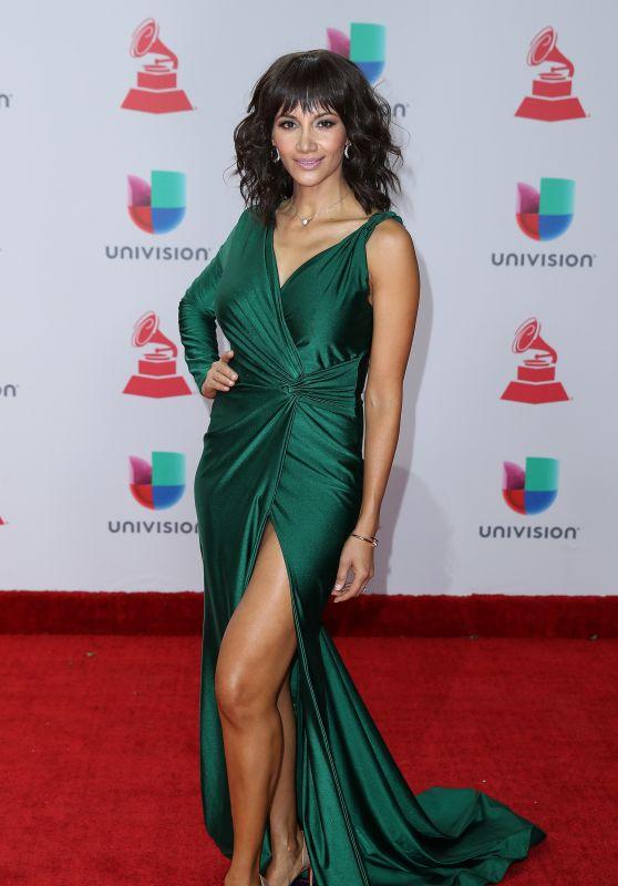 Argelia Atilano – Latin Grammy Awards 2017 Las Vegas