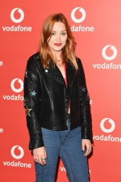 Arielle Free – Vodafone Passes Launch in London 11/01/2017