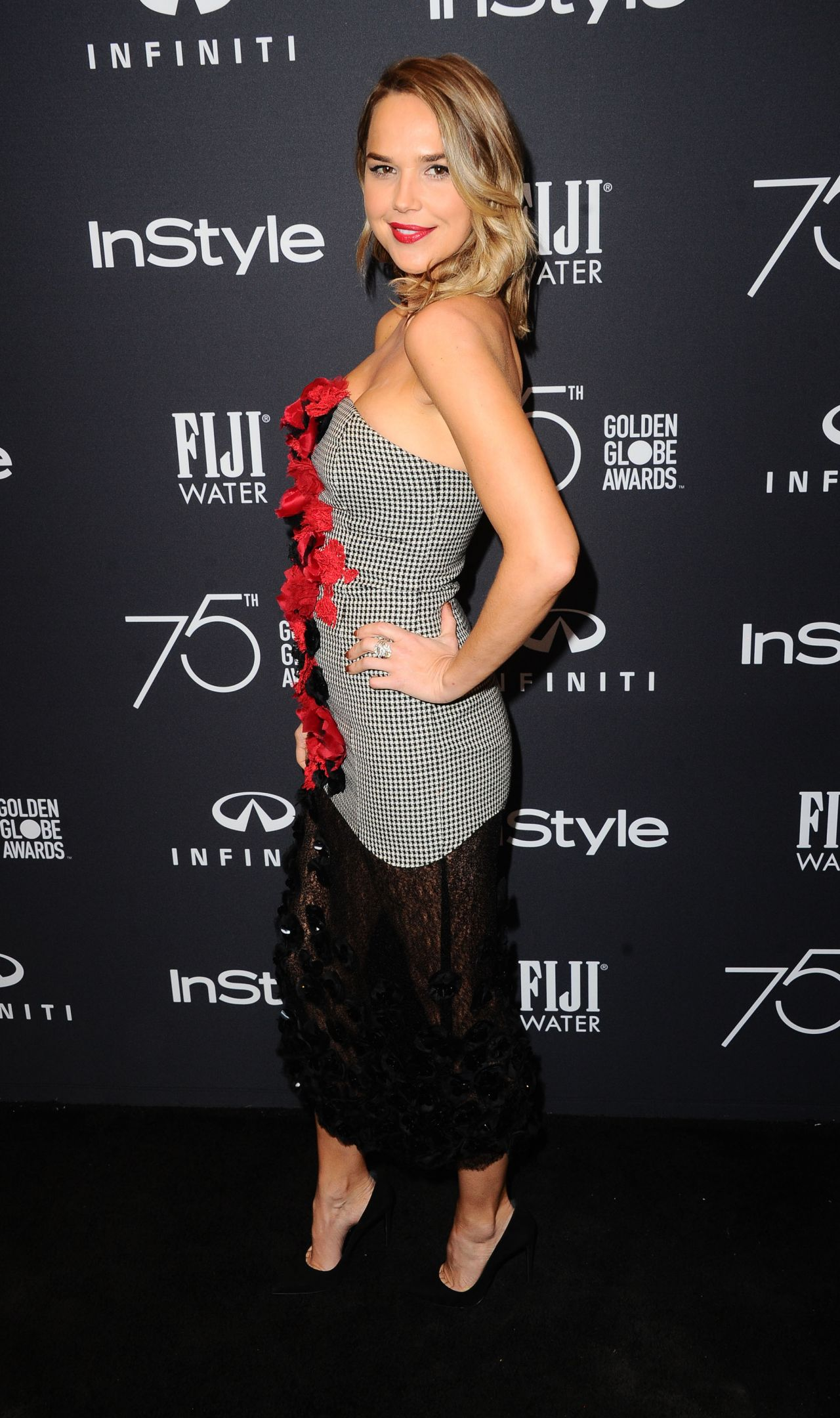 Arielle kebbel hfpa and instyle celebrate golden globe season in los angeles naked (68 pics)