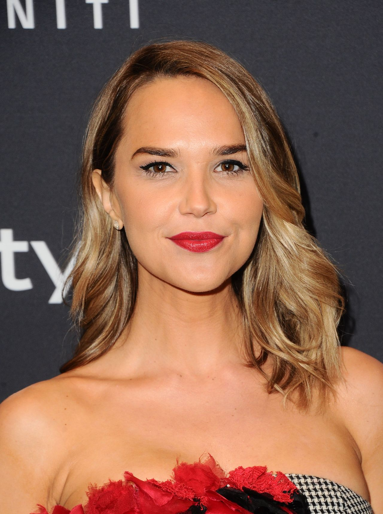 photo Arielle kebbel hfpa and instyle celebrate golden globe season in los angeles