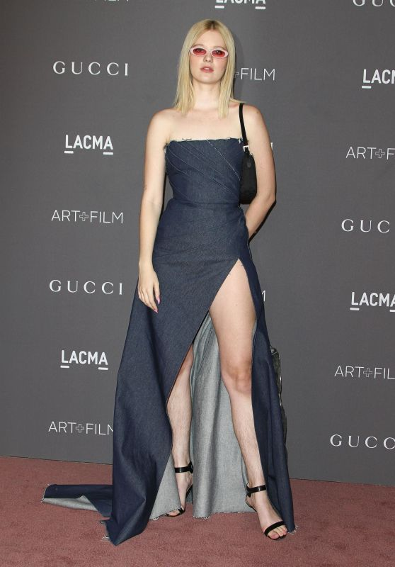 Arvida Bystrom – 2017 LACMA Art and Film Gala in Los Angeles
