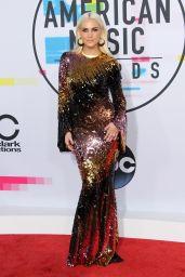 Ashlee Simpson – American Music Awards 2017 in Los Angeles