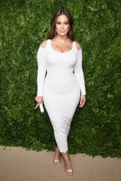 Ashley Graham - CFDA/Vogue Fashion Fund Awards 2017 in NYC 11/06/17