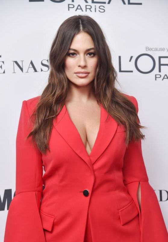 Ashley Graham – Glamour Women of the Year 2017 in New York City