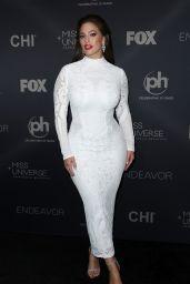 Ashley Graham - Miss Universe 2017 in Las Vegas