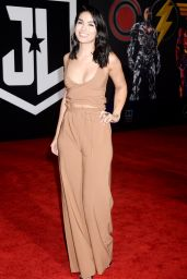 """Ashley Iaconetti – """"Justice League"""" Red Carpet in Los Angeles"""