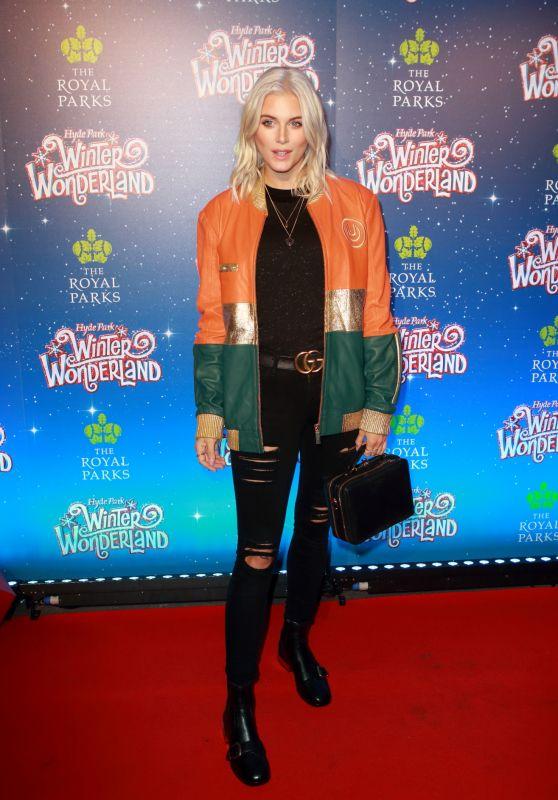 Ashley James – Winter Wonderland in London 11/16/2017
