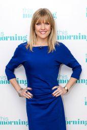 "Ashley Jensen - ""This Morning"" TV Show in London 11/14/2017"