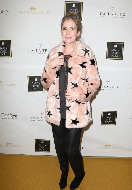 Ashley Jones - PartyPopPost at The Peninsula in Beverly Hills 11/03/2017