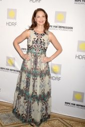 Ashley Judd - Hope for Depression Research Foundation's 11th Seminar in NY 11/08/2017