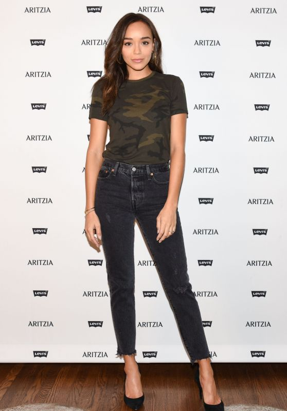 Ashley Madekwe – Levi's by Aritzia Collection Launch in Los Angeles