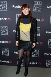Audrey Fleurot – Reebok's Workout Center La.Salle.De.Sport Launch in Paris 11/16/2017