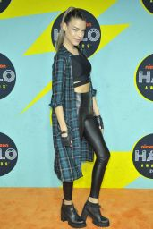 Ava Shaw – 2017 Nickelodeon Halo Awards in NYC