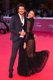 "Beatrice Arnera – ""Addio Fottuti Musi Verdi"" Red Carpet in Rome"