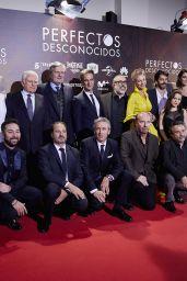 """Beatriz Olivares – """"Perfectos Desconocidos"""" Premiere in Madrid"""