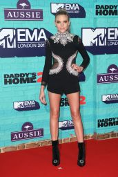 Becca Dudley – MTV Europe Music Awards 2017 in London