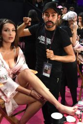 Bella Hadid – 2017 Victoria's Secret Fashion Show in Shanghai