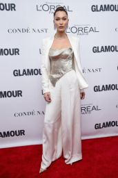 Bella Hadid – Glamour Women of the Year 2017 in New York City