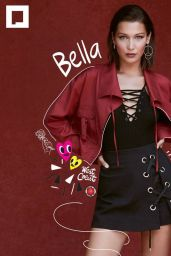 Bella Hadid - Penshoppe Campaign Holiday 2017