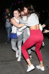 Bella Thorne - Leaving Matsuhisa Restaurant in Beverly Hills