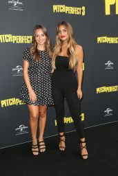 "Bella Varelis and Jade Tuncdoruk – ""Pitch Perfect 3"" Premiere in Sydney"