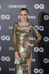 Berta Colladoa – GQ 2017 Men of the Year Awards in Madrid