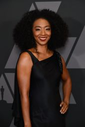 Betty Gabriel – Governors Awards 2017 in Hollywood