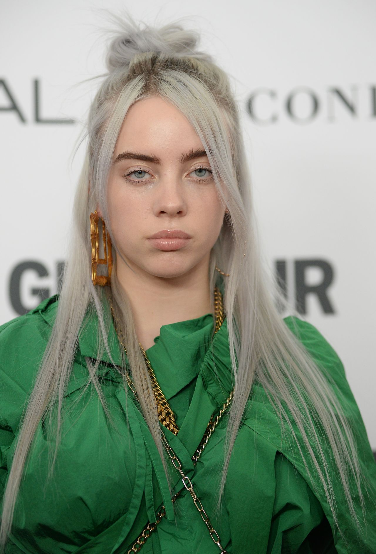 Billie Eilish  Glamour Women Of The Year 2017 In New York -2975