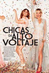 Blanca Suarez - Cosmopolitan Spain December 2017 Issue
