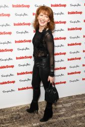 Bonnie Langford at Inside Soap Awards 2017 in London