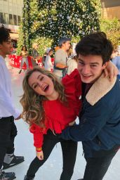 Brec Bassinger – Social Media 11/29/2017