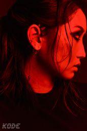 Brenda Song - Photoshoot for Kode Magazine, November 2017