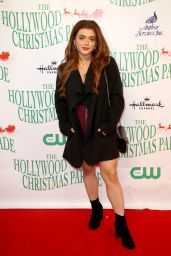 Brielle Barbusca – Hollywood Christmas Parade in Los Angeles