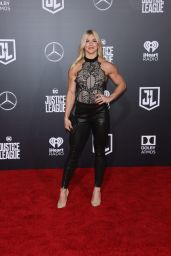 "Brooke Ence – ""Justice League"" Red Carpet in Los Angeles"