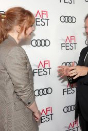 "Bryce Dallas Howard - ""On Directing: Patty Jenkins"" at AFI Fest 2017 in Hollywood"