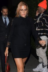 Busy Philipps - Leaving a Private Gucci Event in West Hollywood 11/09/2017