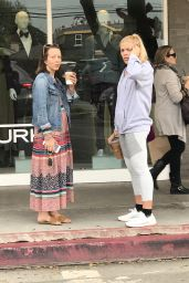 Busy Philipps - Out in West Hollywood 11/16/2017