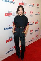 Camila Cabello – 106.1 KISS FM's Jingle Ball 2017 Red Carpet in Dallas