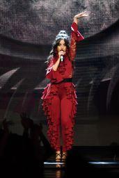 Camila Cabello Performs Live at 2017 MTV European Music Awards
