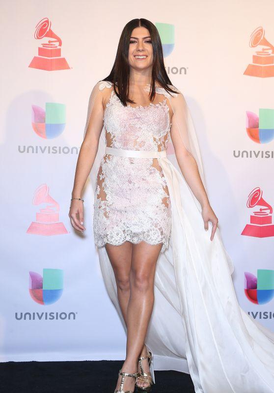 Camila Luna – Latin Grammy Awards 2017 Las Vegas