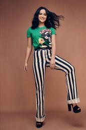 Camila Mendes - Photoshoot for Seventeen Mexico, November 2017