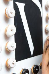 "Camilla Belle - ""Simply Vera"" by Vera Wang in NY 11/09/2017"