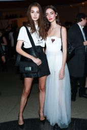 Camille Hurel – Guggenheim International Gala in New York 11/16/2017