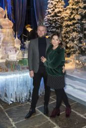 Candice Brown - Hogwarts in The Snow VIP Launch Event in Watford 11/22/2017