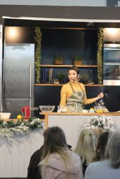 Candice Brown - Ideal Home Show at Eat & Drink Festival in London 11/25/2017