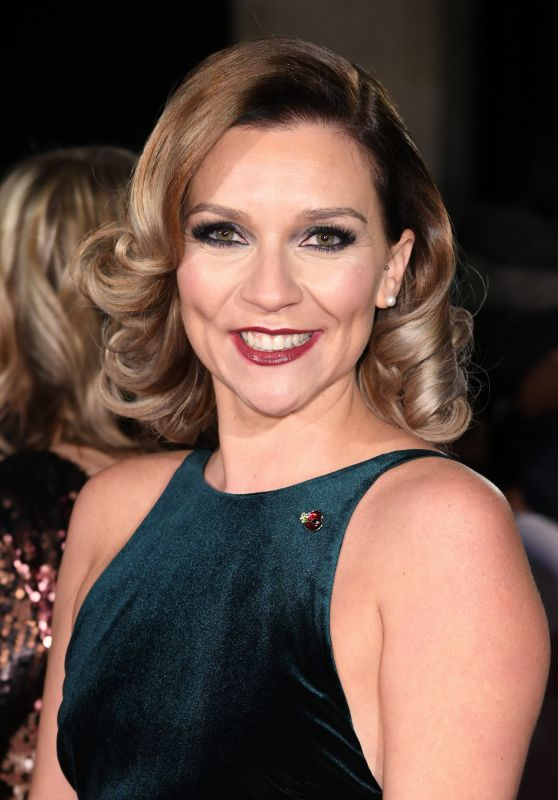 Candice Brown – Pride of Britain Awards 2017 in London