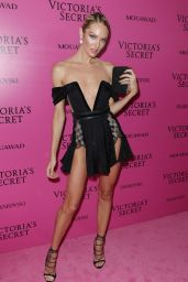 Candice Swanepoel – Victoria's Secret Fashion Show After Party in Shanghai 11/20/2017