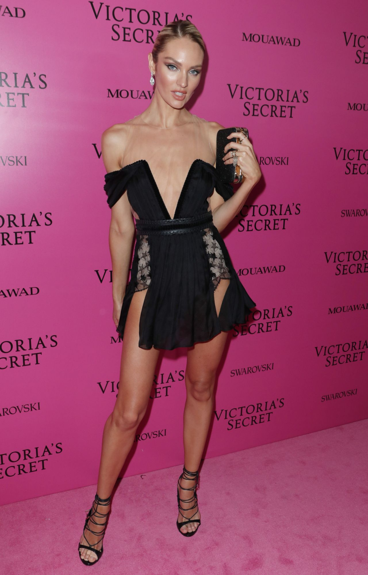 Where Was Victoria S Secret Fashion Show After Party In Shanghai