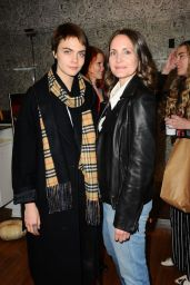 Cara Delevingne - Bollare Holiday Harvest x Timberland Fall Style Event in LA 11/14/2017
